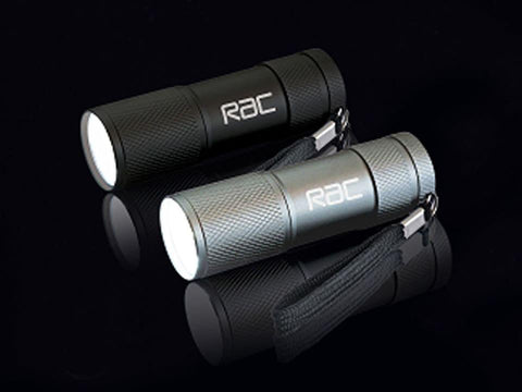 RAC - Aluminium Torch 9 LED Torches | Snape & Sons