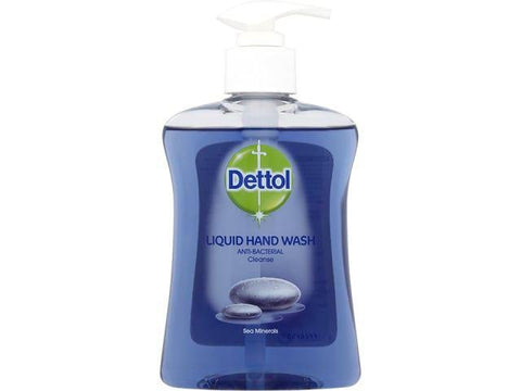 Reckitt - Anti-Bacterial Sea Mineral Liquid Hand Wash Liquid Hand Soap | Snape & Sons