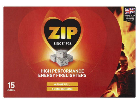 Reckitt - Zip Firelighters x15 Firelighters | Snape & Sons