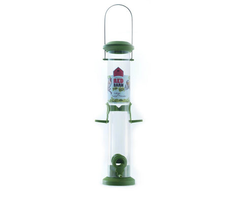 Red Barn - Large Seed Feeder Seed Feeders | Snape & Sons