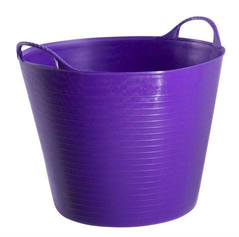 Red Gorilla - Gorilla Tub Purple 14L Trug Buckets | Snape & Sons