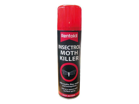 Rentokil - Moth & Flying Insect Killer 250ml Insect Control | Snape & Sons