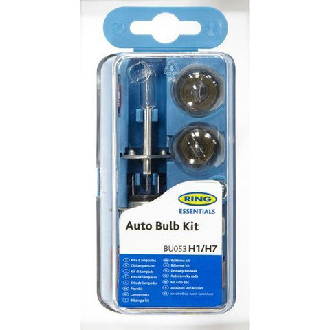Ring - H1/H7 Auto Bulb Kit Car Bulbs | Snape & Sons