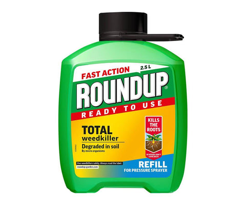 Roundup - Pump 'n Go Weedkiller Refill 2.5L Weed Killers | Snape & Sons