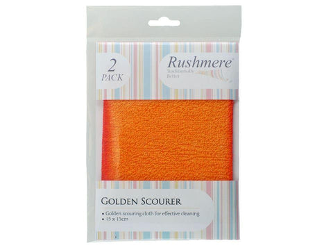 Rushmere - Golden Scourer x2 Scourers | Snape & Sons