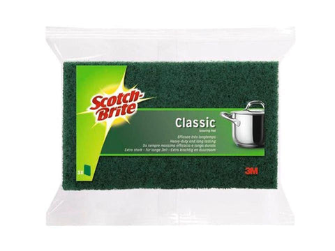 Scotch - Classic Scouring Pads x3 Scourers | Snape & Sons