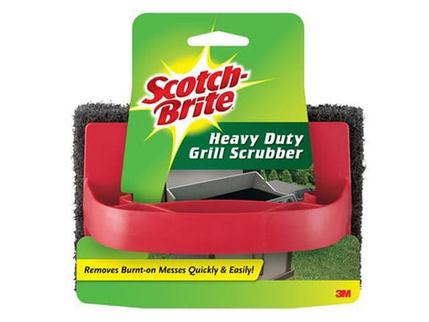 Scotch - Heavy Duty Grill Scrubber Barbecue Accessories | Snape & Sons