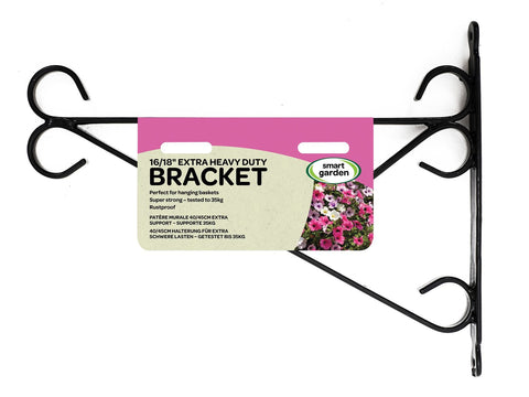 Smart Garden - 16/18in Heavy Duty Basket Bracket Hanging Basket Liners | Snape & Sons