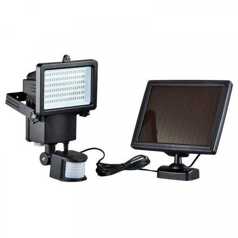 Smart Solar - Millennium Solar LED PIR Floodlight Flood Lights | Snape & Sons