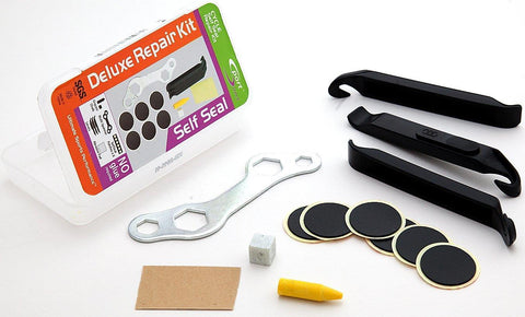 Sport Direct - Deluxe Self Sealing Puncture Repair Kit Puncture Repair | Snape & Sons