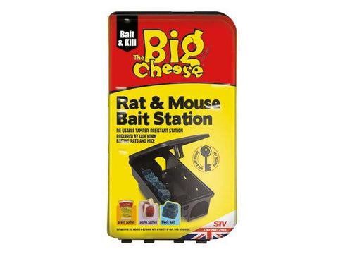 STV - Secure Baiting Station Rat & Mouse Rodent Control | Snape & Sons