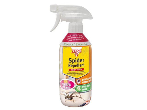 STV - Spider Repel Spray 750ml Insect Control | Snape & Sons