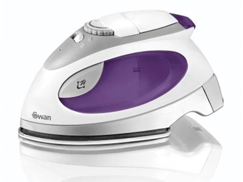 Swan - Travel Iron and Pouch 100ml S13070N Travel Appliances | Snape & Sons