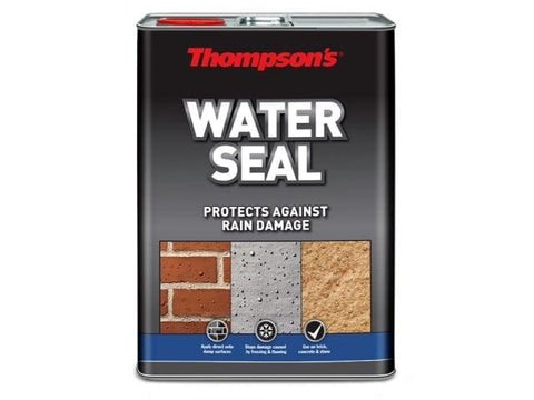 Thompson's - Water Seal 5Ltr Speciality Sealants | Snape & Sons