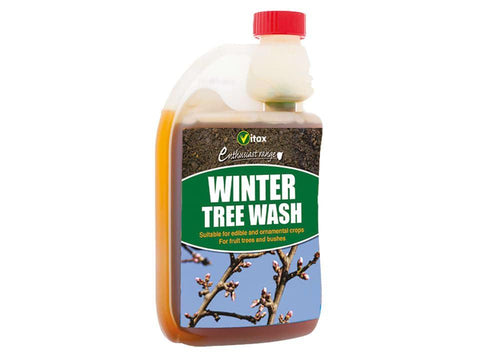Vitax - Winter Tree Wash 500ml Horticultural Pesticides | Snape & Sons