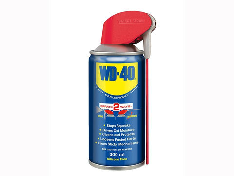 WD 40 - WD40 Smartstraw 300ml Lubricants | Snape & Sons