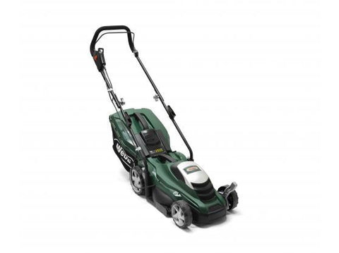 Webb - Classic 33cm Electric Rotary Lawnmower Lawn Mowers | Snape & Sons