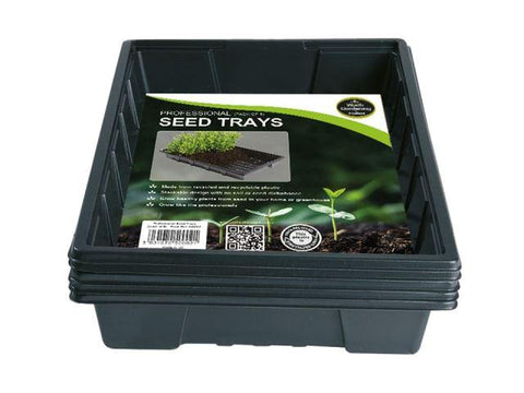 Worth - Standard Seed Tray x 5 Seed Trays | Snape & Sons