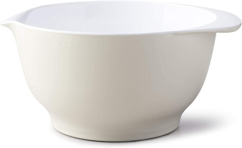 Zeal by CKS - Cream Melamine Mixing Bowl 23cm Mixing Bowls | Snape & Sons