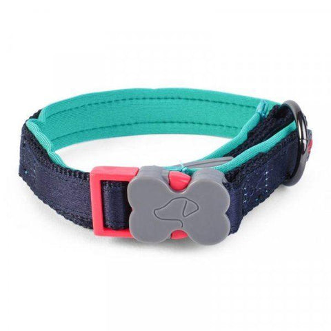 Zöon Pets - Uber-Activ Padded Dog Collar Medium Dog Collars | Snape & Sons