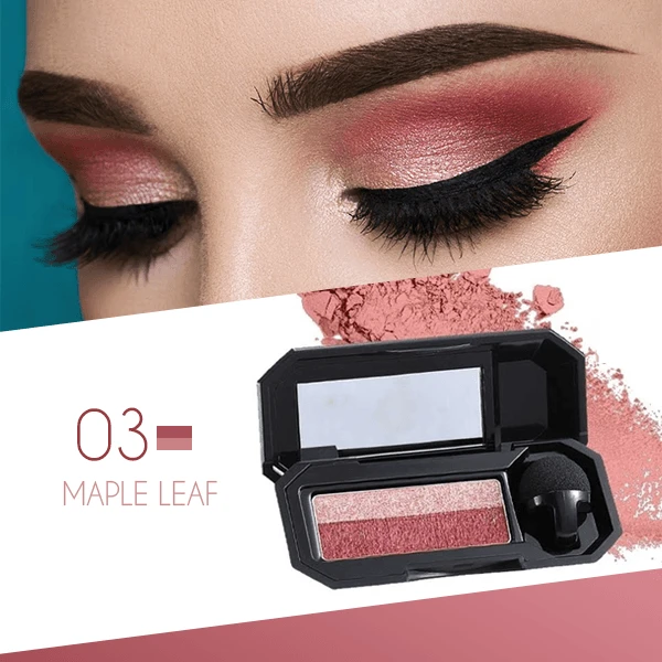 2020 Perfect Dual-color Eyeshadow
