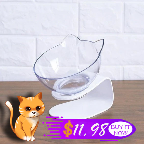 2020 Anti-Vomiting Orthopedic Pet Bowl