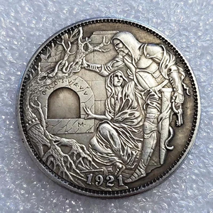 1921-1888 Holy Grail Rover Coin