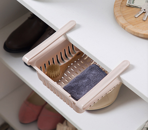 Pull-out refrigerator storage box(buy one get one free)