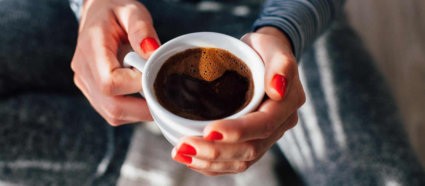 Enjoy Clean, Delicious Coffee—Day or Night.