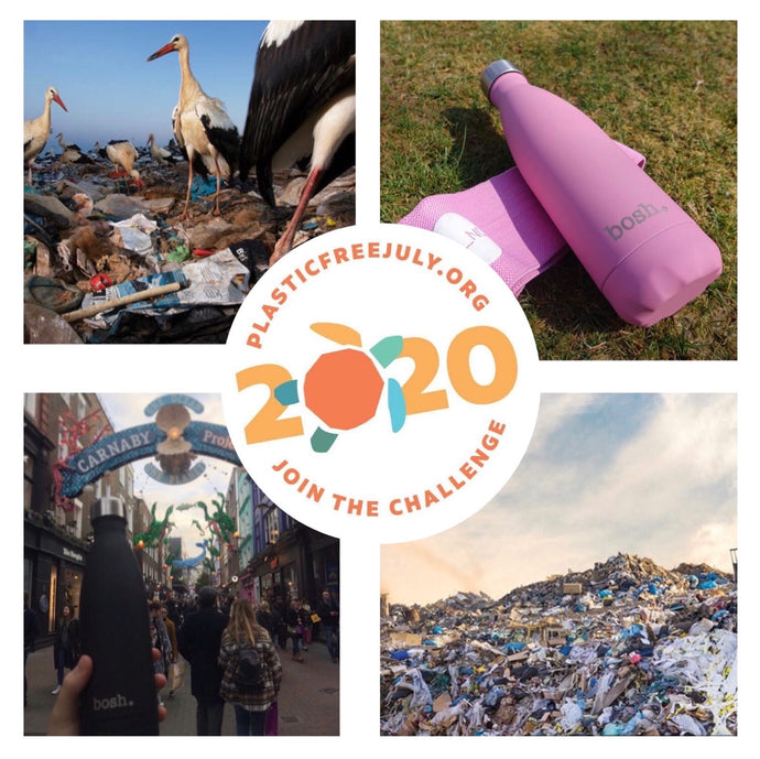 Plastic Free July - A Climate Emergency Story with Faye Cherry