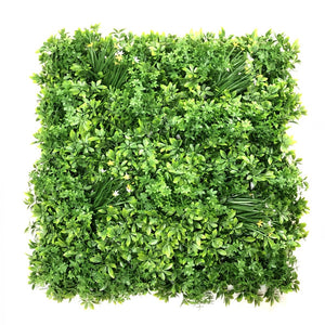 Decograss Amazonia Green Wall  1 Panel (4 pieces)
