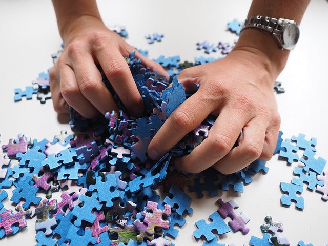 How Jigsaw Puzzles Help Kids