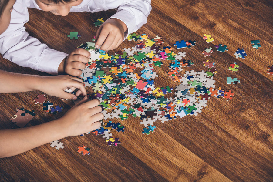 Best Puzzles to Do At Home