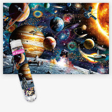 Load image into Gallery viewer, Space Traveler Kids Puzzle - 234 Pieces - PuzzleMode.com