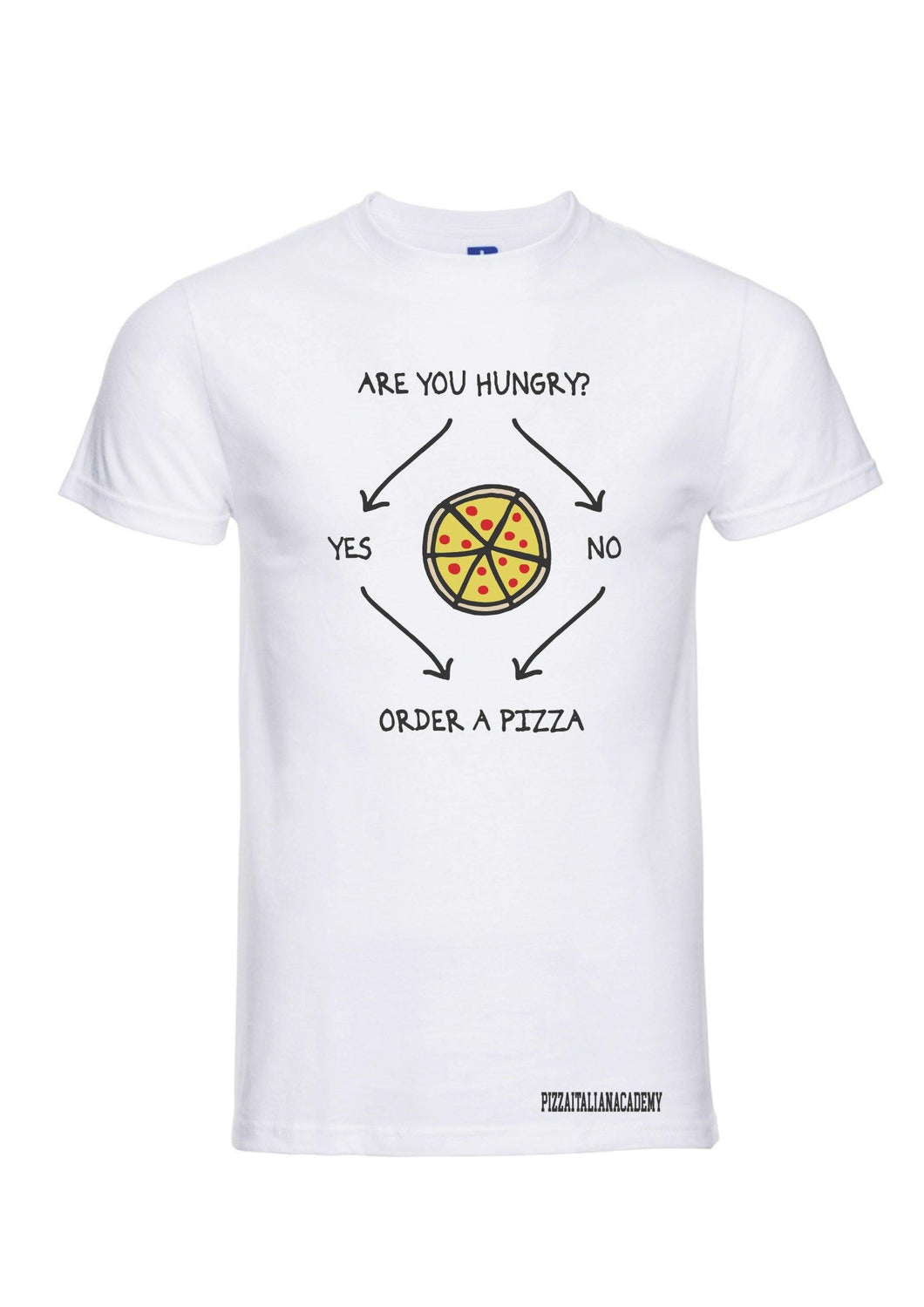 T-Shirt Order Pizza
