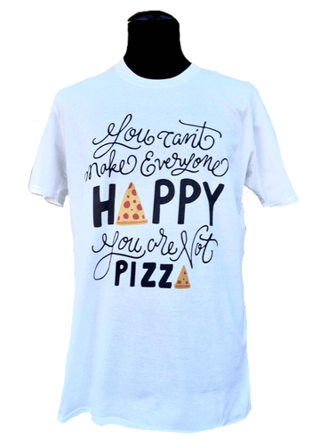 T-Shirt Happy Pizza