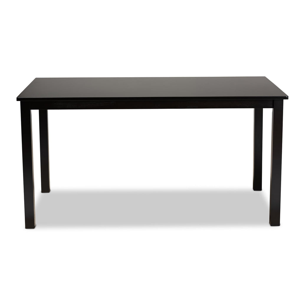 Eveline Dining Table-Espresso Brown - Modn City