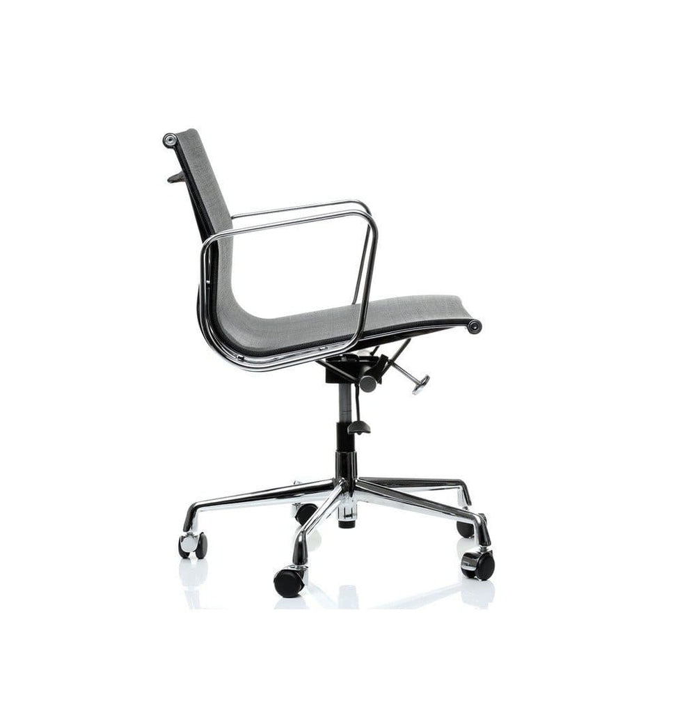 EA117 Aluminium Group Management Office Chair - Mesh - Reproduction - Modn City
