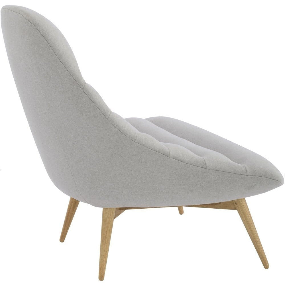 Loyale Lounge Chair - Grey Goose - Modn City