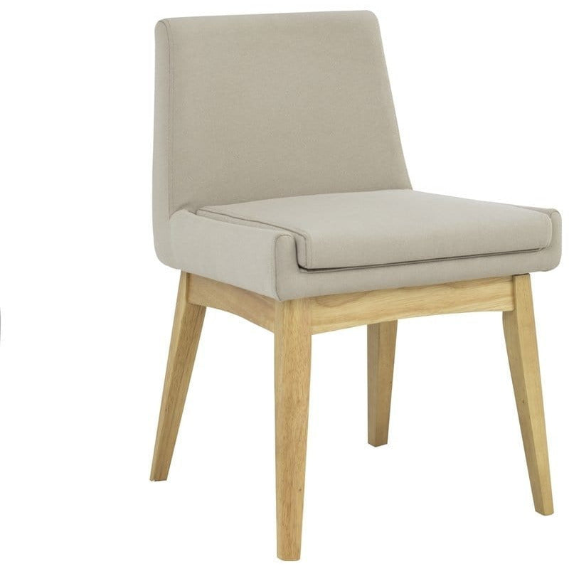Chanel Dining Chair - Barley & Natural - Modn City