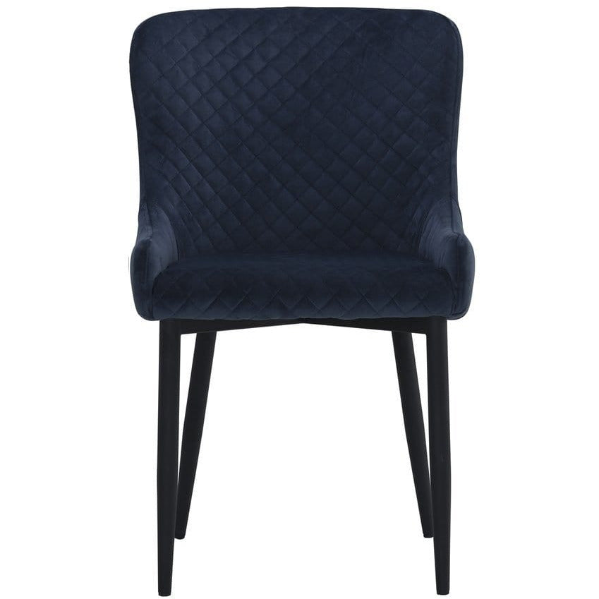 Saskia Dining Chair - Navy - Modn City