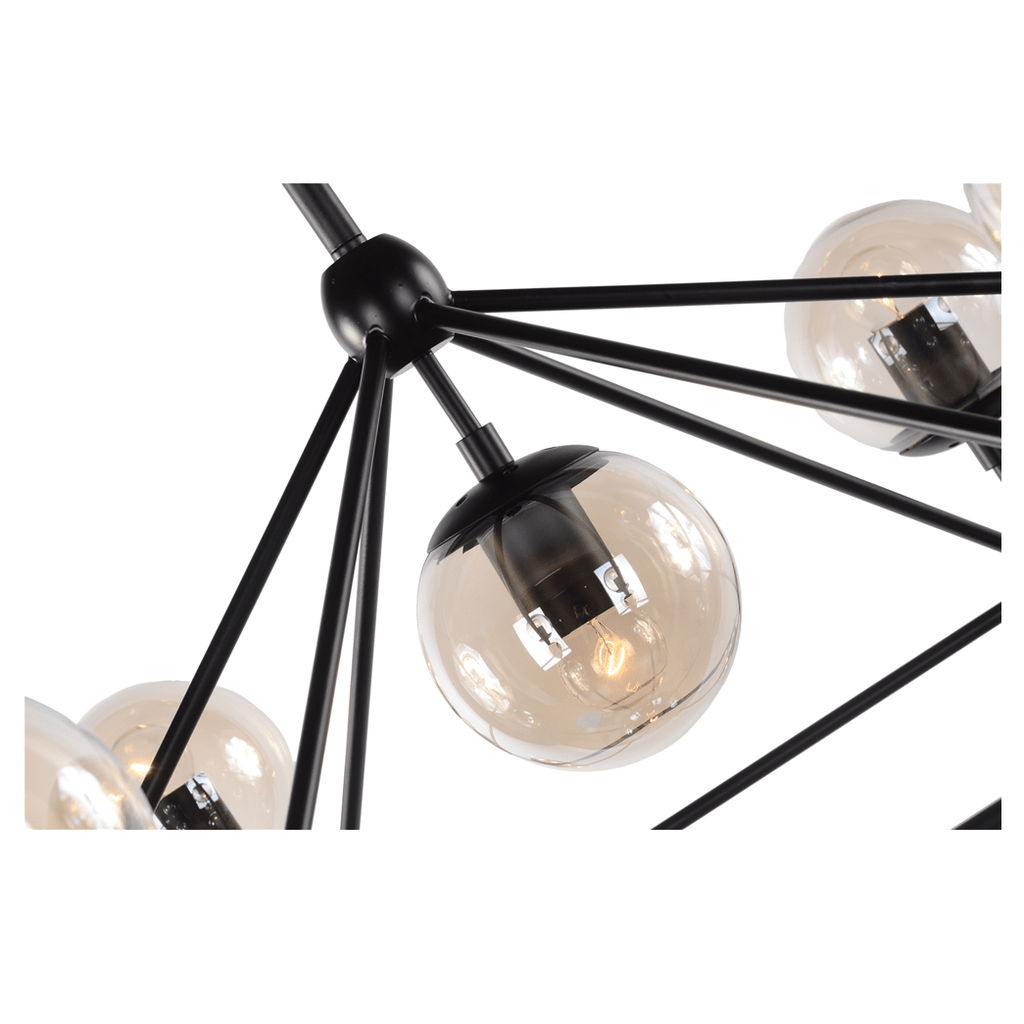 Jonatan Chandelier - 21 Bulbs - Modn City