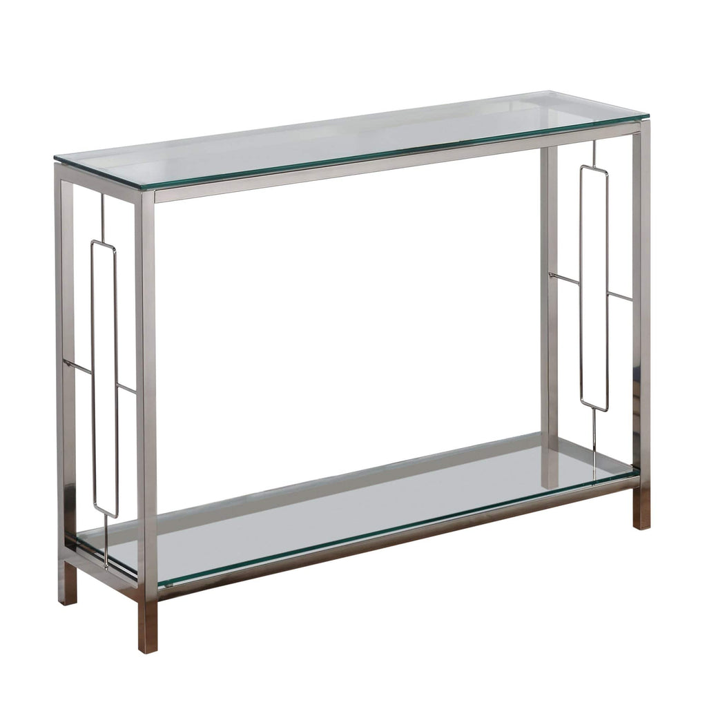 Athena Console Table in Chrome - Modn City