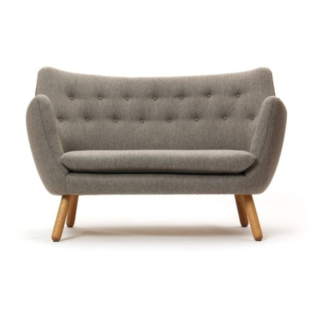 Poet Sofa 2-Seater - Reproduction - Modn City