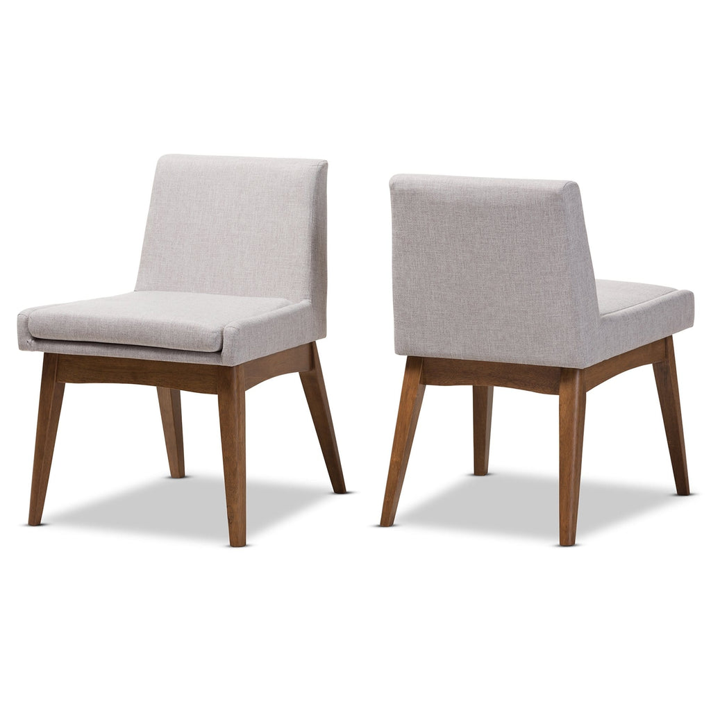 Nexus Mid-Century Modern Dining Side Chair- - Modn City