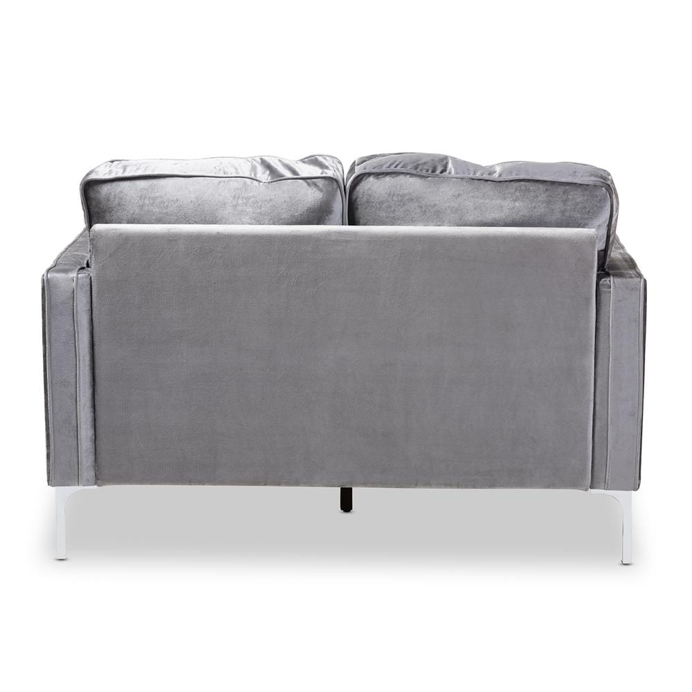 Clara Velvet Loveseat - Modn City