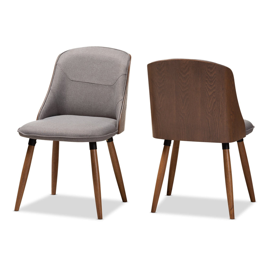 Arsanio Mid-Century Modern Dining Chair (Set of 2) - Modn City