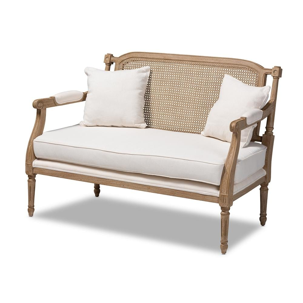 Clemence French Loveseat - Modn City