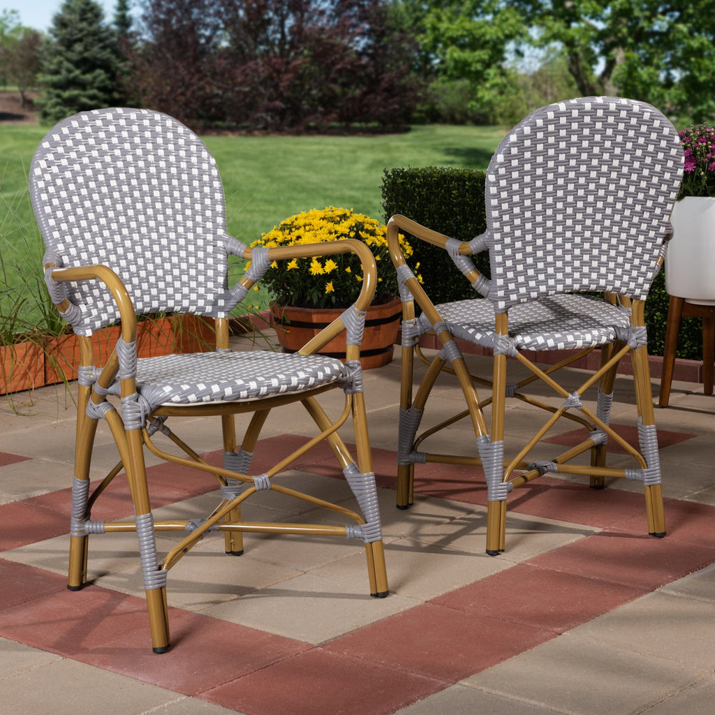 Seva Classic French Dining Chair (Set of 2) - Modn City