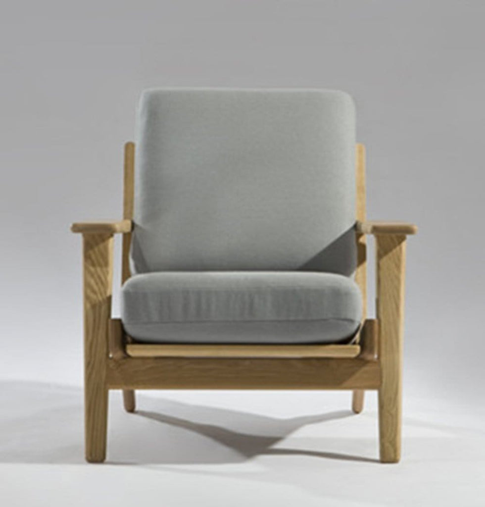 GE-290 Plank Armchair - Reproduction - Modn City